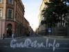 Перспектива Галерной улицы от площади Труда в сторону Сенатской площади. Фото июль 2009 г.