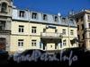 Ул. Достоевского, д. 19-21. Филиал «Росбанка». Фасад здания. Фото июль 2009 г.
