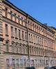 Ул. Достоевского, д. 25. Бывший доходный дом. Фасад здания. Фото июль 2009 г