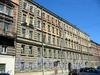 Ул. Достоевского, д. 27. Бывший доходный дом. Фасад здания. Фото июль 2009 г.