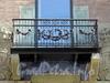 Социалистическая ул., д. 14. Бизнес-центр «ОВЕНТАЛ Хистори». Балкон. Фото июль 2009 г.