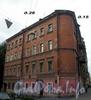Боровая ул., д. 15 / Социалистическая ул., д. 28. Бывший доходный дом. Общий вид здания. Фото август 2008 г.