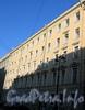 Большая Морская ул., д. 20. Дом Министерства внутренних дел. Фасад здания. Фото июль 2009 г.