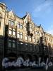 Большая Морская ул., д. 24. Здание ювелирной фирмы К.Г.Фаберже. Фасад здания. Фото июль 2009 г.