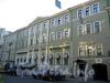 Большая Морская ул., д. 31. Особняк Н.А.Лобанова-Ростовского. Фасад здания. Фото июль 2009 г.