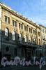 Большая Морская ул., д. 32. Здание Русского для внешней торговли банка. Фасад здания. Фото июль 2009 г.