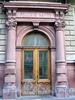 Большая Морская ул., д. 32. Здание Русского для внешней торговли банка. Парадный вход. Фото июль 2009 г.