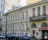 Большая Морская ул., д. 33. Особняк Ф.С.Салова. Фасад здания. Фото июль 2009 г.
