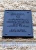 Большая Морская ул., д. 38. Здание общества поощрения художеств. Охранная доска. Фото июль 2009 г.