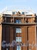 Большая Морская ул., д. 39 / Вознесенский пр., д. 12. Здание гостиницы «Астория». Угловая часть здания. Фото июль 2009 г.