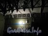 Ул. Достоевского, д. 36. Доходный дом  Г. В. Барановского. В подъезде здания. Фото июль 2009 г.