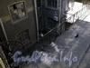 Ул. Достоевского, д. 36. Доходный дом Г. В. Барановского. Внутренний двор. Фото июль 2009 г.