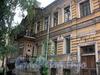 Дровяная ул., д. 7Б, лит. А. Особняк В.Е.Грачева. Фасад здания. Фото июль 2009 г.