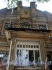 Дровяная ул., д. 7Б, лит. А. Особняк В.Е.Грачева. Фрагмент фасада. Фото июль 2009 г.