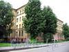 Дровяная ул., д. 7, лит. А. Гимназия №278 Адмиралтейского района. Общий вид здания. Фото июль 2009 г.
