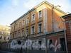 Галерная ул., д. 24. Одно из зданий комплекса Николаевского дворца. Общий вид здания. Фото июль 2009 г.