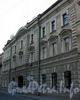 Галерная ул., д. 27. Фасад здания. Фото июль 2009 г.