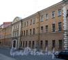 Галерная ул., д. 31. Здание Академии Генерального штаба. Фасад здания. Фото июль 2009 г.