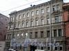 Ул. Чайковского, д. 16. Бывший доходный дом. Фасад здания. Фото сентябрь 2009 г.