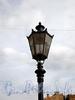 Фонарь освещения у дома 20 (правая часть) по улице Чайковского. Фото сентябрь 2009 г.