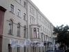 Ул. Чайковского, д. 27 (правая часть). Особняк В. П. Давыдова. Фасад здания. Фото сентябрь 2009 г.
