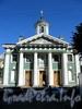 Бол. Конюшенная ул., д. 8, лит. А. Финская церковь св. Марии. Фасад здания. Фото июль 2009 г.