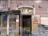 Бол. Конюшенная ул., д. 25. Пышечная на Большой Конюшенной улице. Фото июль 2009 г.