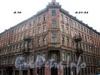 Дегтярная улица, дом 10 / 4-я Советская ул., дом 31-33. Угловая часть здания.