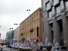 Перспектива четной стороны Караванной улицы от Манежной площади в сторону площади Белинского. Фото октябрь 2009 г.