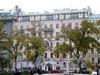 Караванная ул., д. 14. Бывший доходный дом. Фасад здания. Фото октябрь 2009 г.