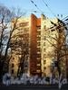 Новороссийская ул., д. 34. Общий вид жилого дома. Фото март 2009 г.