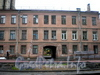 Ул. Черняховского, д. 9. Бывший доходный дом. Фасад здания. Фото октябрь 2008 г.