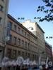 Дома 32, 34 и 36 по улице Черняховского. Фото октябрь 2009 г.