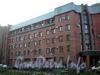 Ул. Черняховского, д. 36. Фасад здания по улице Черняховского. Фото октябрь 2009 г.