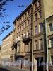 Ул. Черняховского, д. 41. Бывший доходный дом. Фасад здания. Фото октябрь 2009 г.
