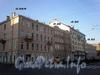 Перспектива четной стороны улицы Черняховского от Транспортного переулка в сторону Сангальского сада. Фото октябрь 2009 г.
