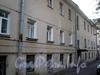 Ул. Черняховского, д. 45. Жилой дом. Фасад со стороны сквера. Фото октябрь 2009 г.