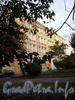 Ул. Черняховского, д. 49, лит. А. Фасад здания. Фото октябрь 2009 г.