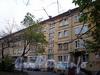 Ул. Черняховского, д. 49, лит. Б. Фасад дома. Фото октябрь 2009 г.