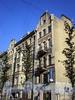 Ул. Черняховского, д. 51. Бывший доходный дом В. Е. Романова. Общий вид здания. Фото октябрь 2009 г.