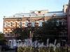 Ул. Черняховского, д. 59. Здание бывших бань В. Л. Скворцовой. Информационно-аналитический центр. Фасад здания. Фото октябрь 2009 г.