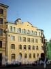 Ул. Черняховского, д. 67. Бывший доходный дом. Фасад здания. Фото октябрь 2009 г.