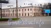 Ул. Чапаева, д. 30. Солдатский корпус казарм Гренадерского полка. Вид с Петроградской набережной. Фото октябрь 2008 г.