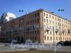 Конторская ул., д. 10 / Большеохтинский пр., д. 5. Общий вид здания. Фото апрель 2009 г.