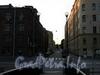 Перспектива улицы Володи Ермака от проспекта Римского-Корсакова в сторону Витебской улицы. Фото август 2009 г.