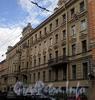 Гороховая ул., д. 32. Доходный дом П. Д. Яковлева. Фасад здания. Фото июль 2009 г.