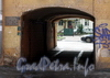 Гороховая ул., д. 41. Доходный дом Дурышкина. Арка во двор. Фото август 2009 г.