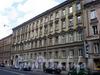 Гороховая ул., д. 56. Бывший доходный дом. Фасад здания. Фото июль 2009 г.