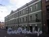 Гороховая ул., д. 57 / наб. реки Фонтанки, д. 81. Фасад здания по улице. Фото июль 2009 г.