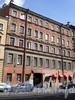 Гороховая ул., д. 62. Бывший доходный дом. Фасад здания. Фото июль 2009 г.